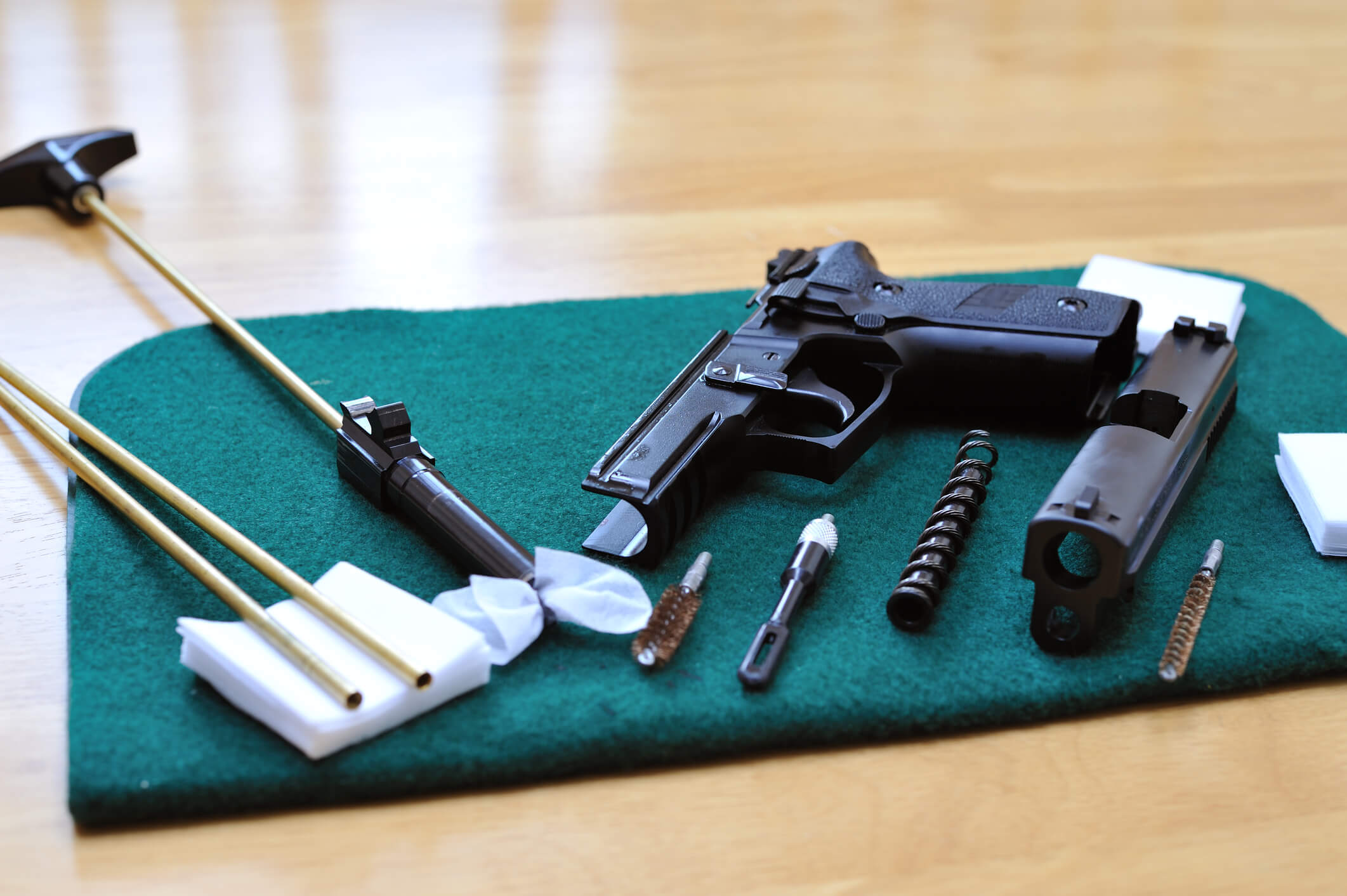 We Provide Gunsmithing Services